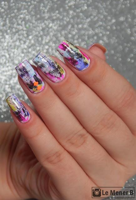 nail art carnaval