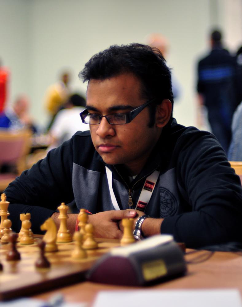 Abhijeet Gupta (Chess) - Arjuna Award
