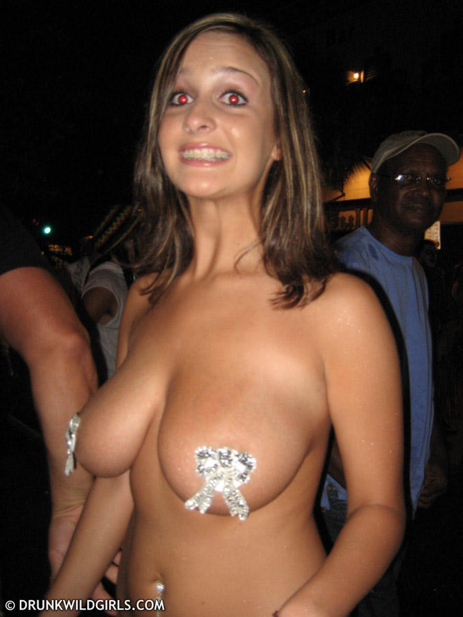 from Melvin big breast topless club