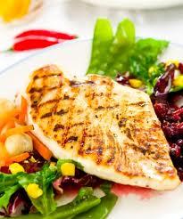 Deliciosas recetas de pollo bajas en carbohidratos para bajar de peso.