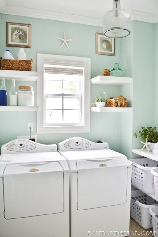 decoraci n f cil cuarto de lavado y planchado