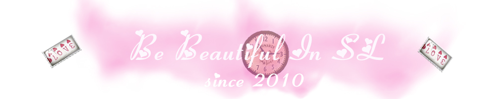 Be beautiful in sl