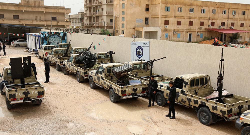 R. Sidaoui: La campagne de Haftar sur Tripoli «vise essentiellement les organisations terroristes»
