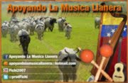 APOYANDO LA MUSICA LLANERA