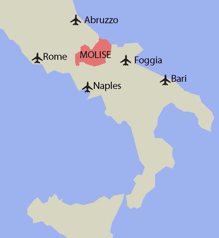MOLISE a Flavour of Italy HOLIDAYezine