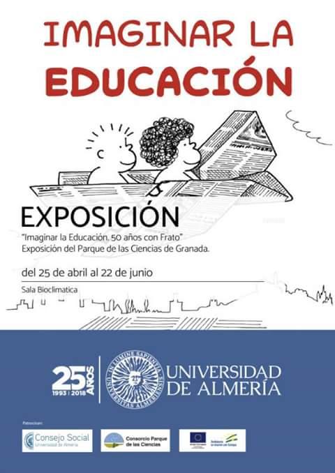 """EXPOSICIÓN """"IMAGINAR LA EDUCACIÓN"""""""