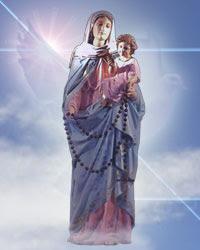 Virgen del Rosario de San Nicolás