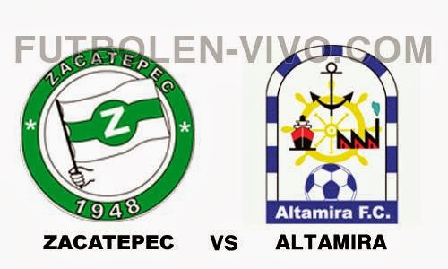 Zacatepec 1948 vs Altamira