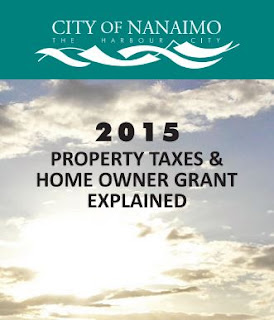 Nanaimo Property taxes explained