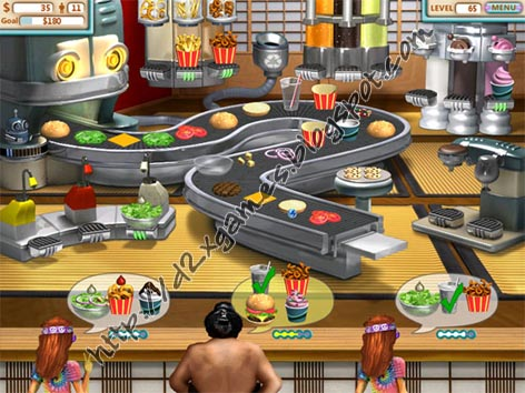 burger shop games 3