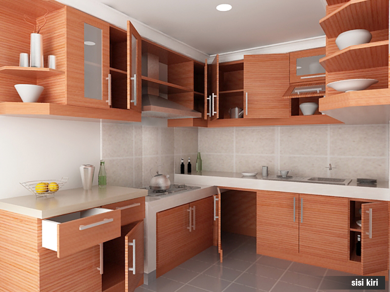 Galeri Gambar Dapur Minimalis Modern