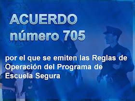 Acuerdo 705