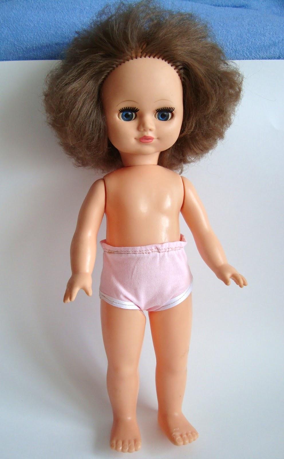 кукла 80х