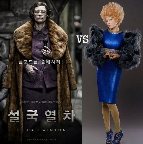 Snowpiercer Mason vs. Effie Hunger Games