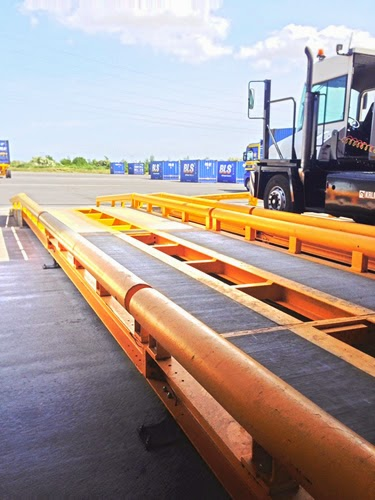 Heavy weight double life weighbridge 39 s from libra to for How much does composite decking weigh