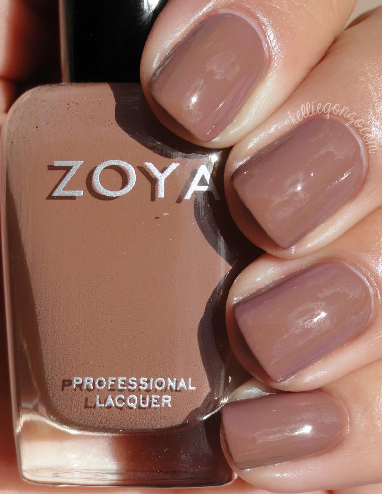 Zoya - Chanelle // kelliegonzo.com