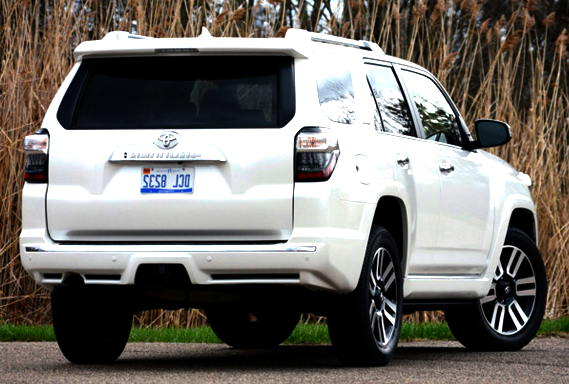 Toyota 4Runner 2014 Car Review