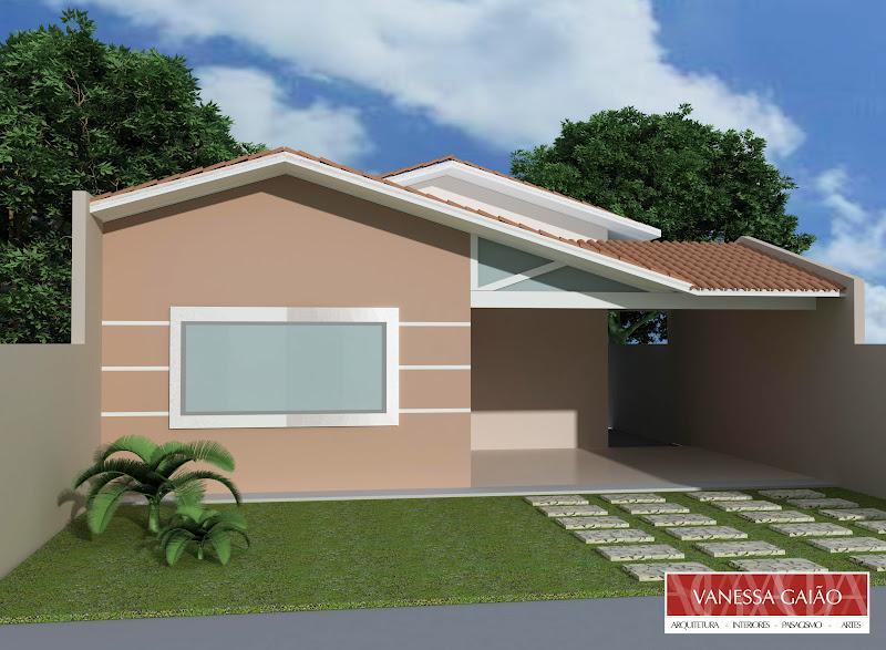 Pintura residenciais e prediais dicas de cores de casa 2013 for Tendencias casas 2016