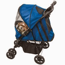 Happy Trails Stroller by Pet Gear