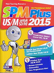 toko buku rahma: buku SERI PENDALAMAN MATERI  SPM PLUS UN SD/MI 2015, pengarang new teaching resources, penerbit esis