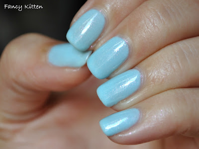 Sinful Colors Cinderella Swatch