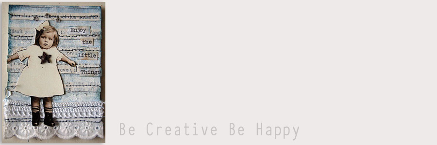 Be Creative Be Happy