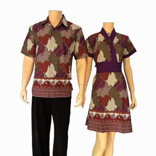 Permalink to 10 Model Baju Batik Modern Trendy