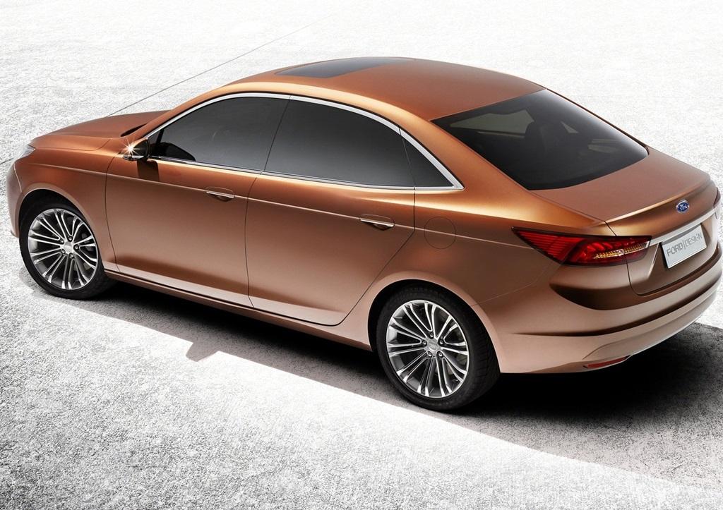 ford escort concept 2013 car wallpapers. Black Bedroom Furniture Sets. Home Design Ideas