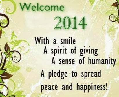 New Year 2014- Wallpapers, Greeting Cards, Ideas, Wishes SMS ...