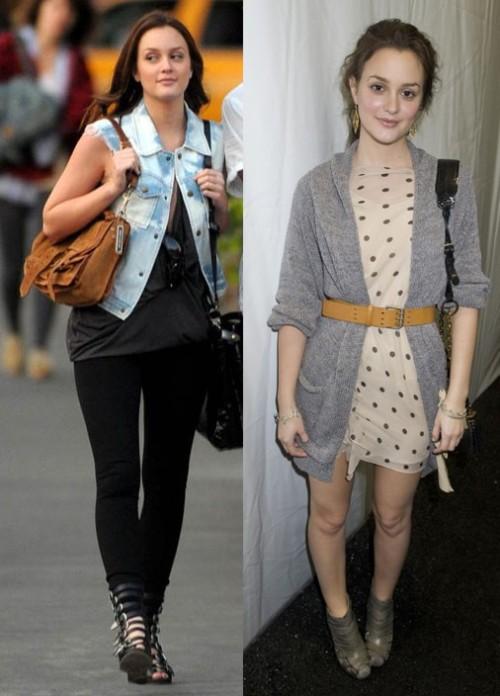 Miss Eva : Fashion inspiration: Leighton Meester