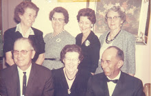 Blackett Children Hazle, Dona, Dora, Ferrel then Blaine Wilda and Bill