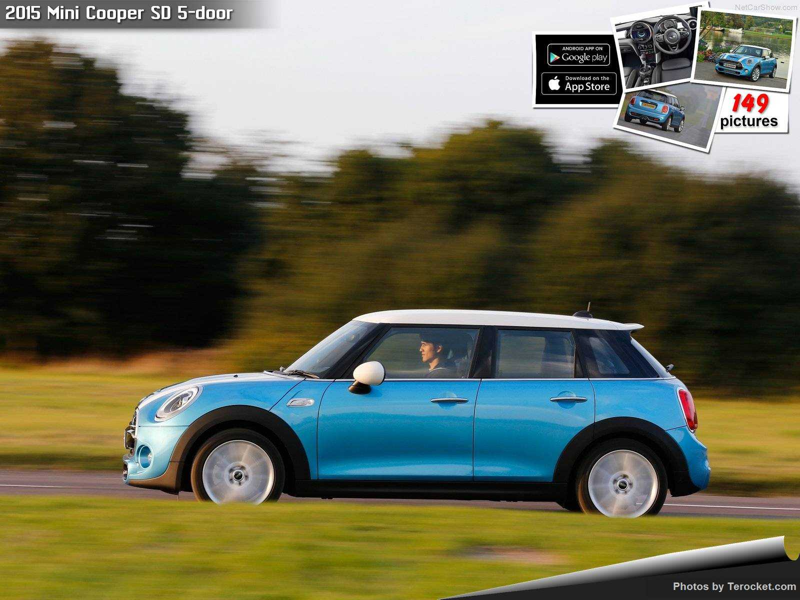 Hình ảnh xe ô tô Mini Cooper SD 5-door 2015 & nội ngoại thất