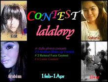 CONTEST LALALOVY