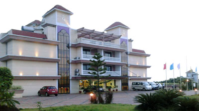 Queeny Hotel Goa