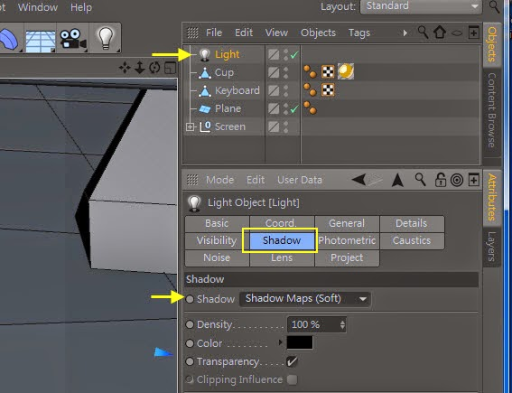 2D Style for 3D Objects in Cinema 4D 08