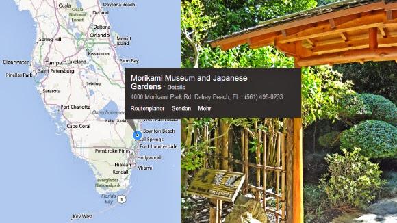 Morikami Museum & Japanese Garden, Florida USA