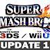 Super Smash Bros Update 1: Mario e Companhia