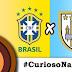 #CuriosoNaCopa: Brasil e Uruguai, um clássico