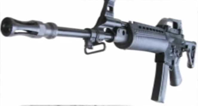 Gambar senapan serbu tercanggih SS2 Asli prosuksi PT Pindad Indonesia