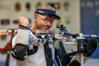 Peter Sidi - Hungria - Carabina de Ar 10m - Copa do Mundo ISSF de Tiro Esportivo 2013
