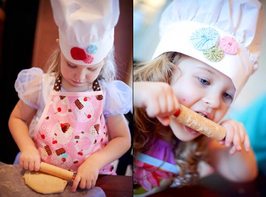niños pasteleros cumpleaños