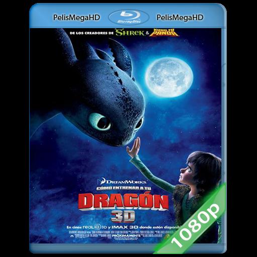 Como Entrenar a Tu Dragón (2010) 1080P HD MKV ESPAÑOL LATINO