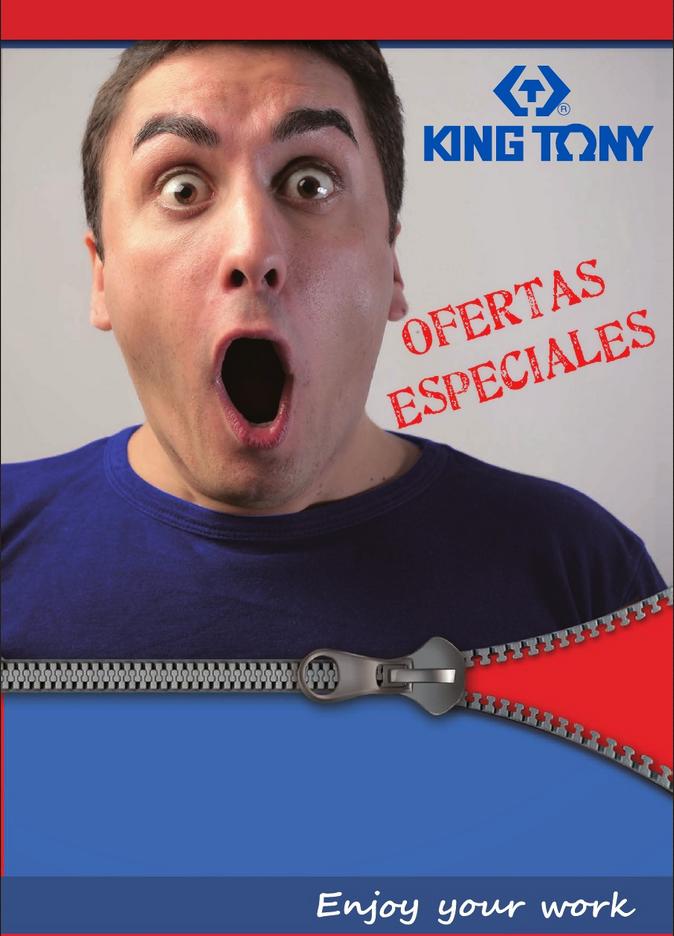 promocion king tony 2013