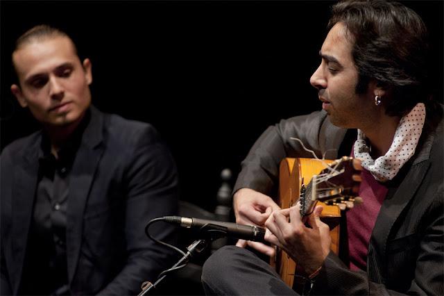 Carlos de la Jacoba - Festival Flamenco Caja Madrid - La Casa Encendida (Madrid) - 5/2/2011