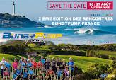 2èmes Rencontres Bungy Pump France à Hasparren dans le Pays Basque 26-27 2017