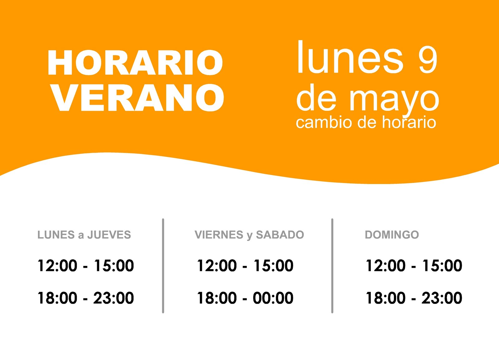 The big orange alameda de h rcules sevilla for Cartelera avenida sevilla