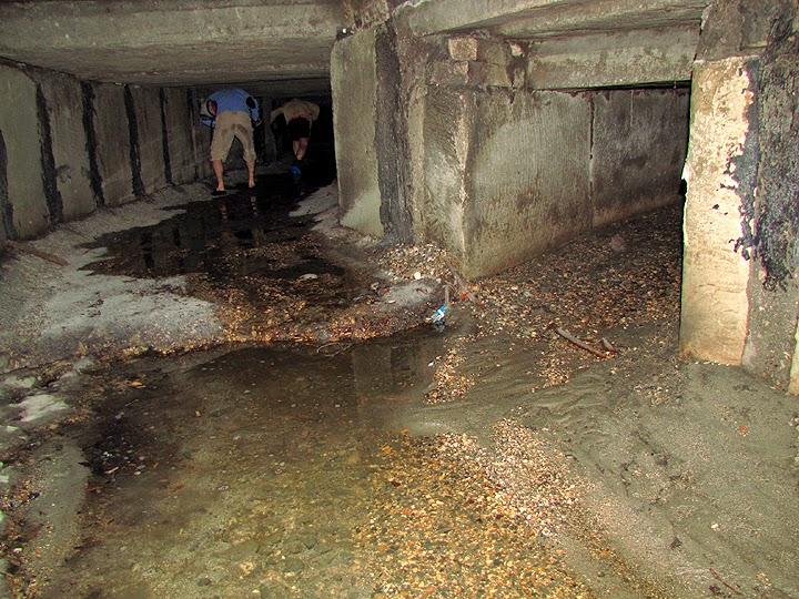 Подземная река Казанка