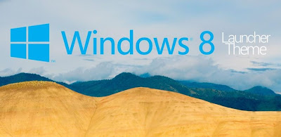 Windows 8 Theme v4.2.0 APK