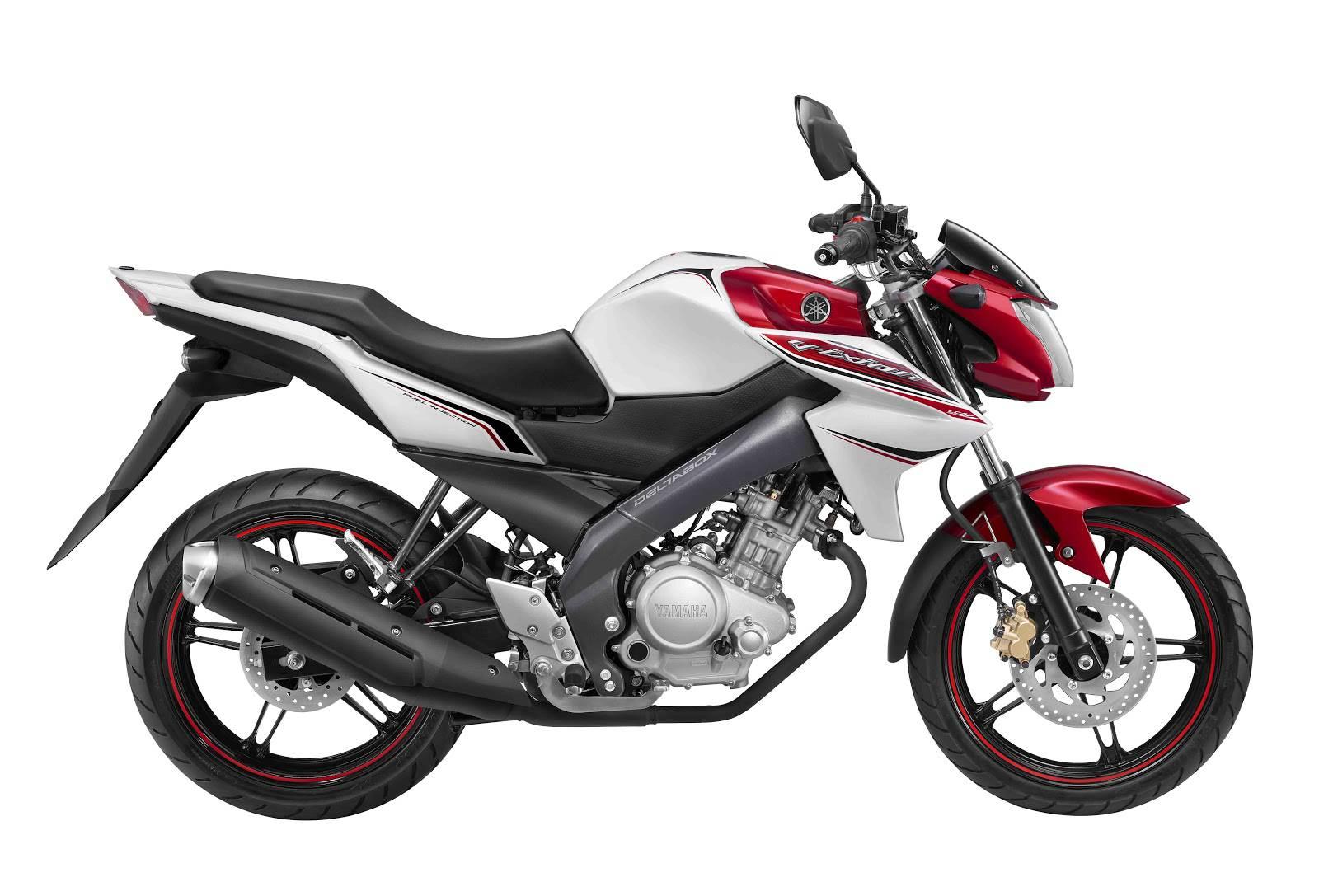 Yamaha New Vixion 2013 dan New Vixion Fairing dengan modifikasi yang  title=