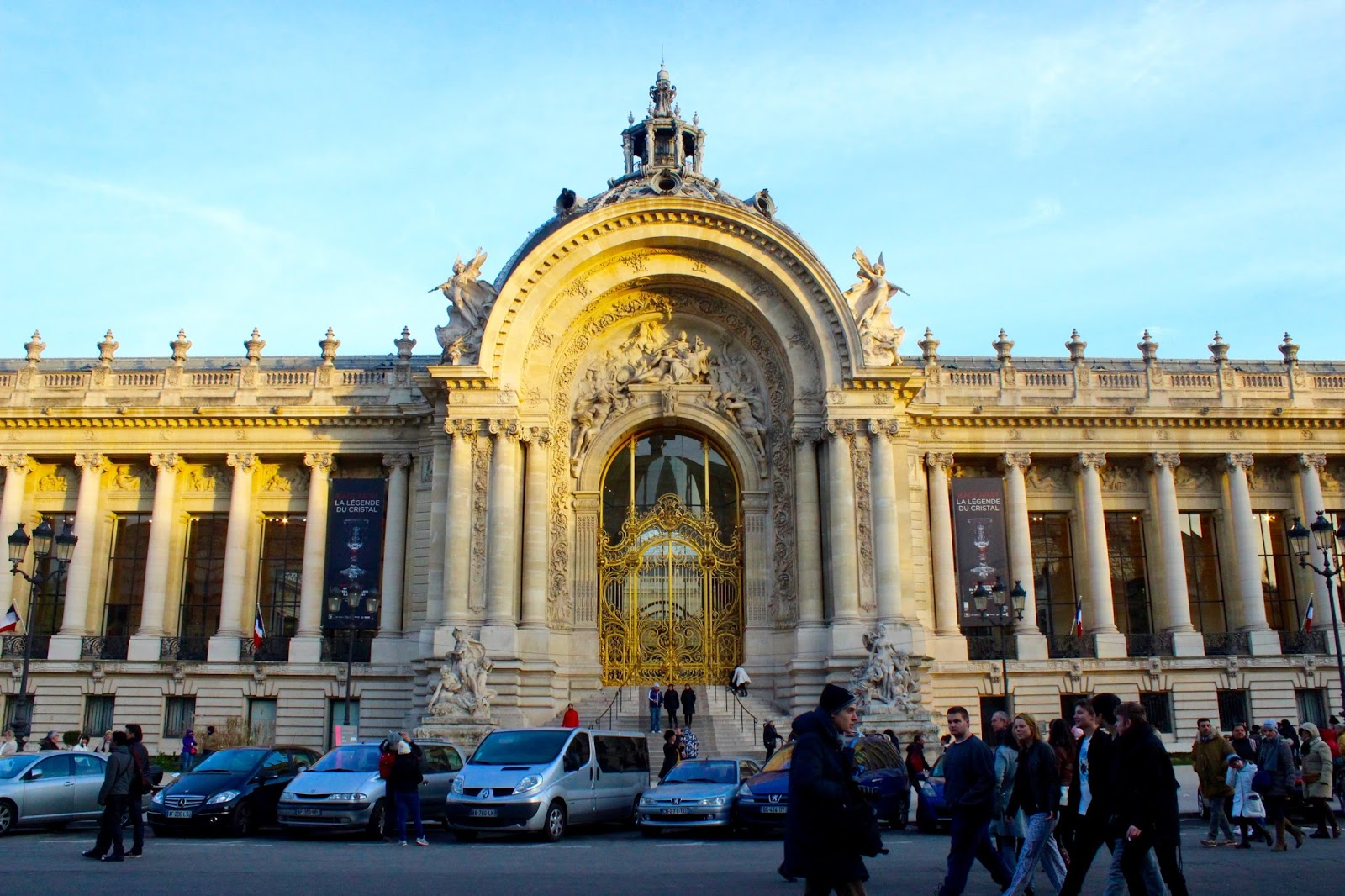 Jalan-Jalan di Paris - Grand (or Petite) Palais Facade